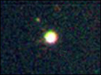 Supernova SN2006aj  Image: European Southern Observatory (Eso)