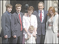 Blair family