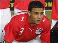 Egypt's Mohamed Abdelwahab