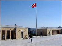 Mustafa Kemal Ataturk's Mausoleum