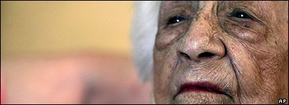 Maria Esther de Capovilla - officially the world's oldest woman - has died in Ecuador aged 116