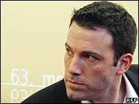 Ben Affleck at the premiere of Hollywoodland