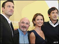 Ben Affleck, Bob Hoskins, Diane Lane and Adrien Brody