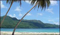 Playa Rincón en Samana, República Dominicana. Foto: Feliciano Portela