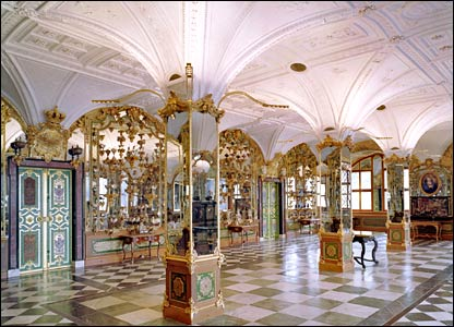 The Gem Hall, Dresden State Art Collections.