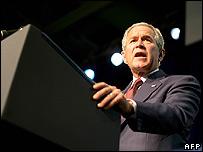 President Bush (31 Aug)