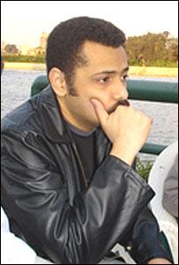 المدون المصري وائل عباس