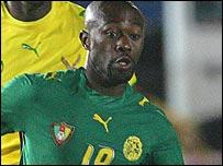 Roudolphe Douala Mbela