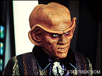 Quark from Deep Space Nine - image courtesy of STARTREK.COM