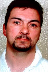 Barry George, convicted of Jill Dando's murder