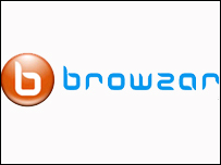 Browzar logo