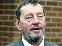 David Blunkett, former Home Secretary