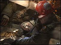 Scene from World Trade Center