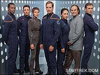 Cast of Star Trek: Enterprise