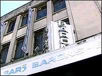 Barons nightclub
