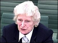 Lady Elizabeth Butler Sloss