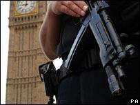 شرطي في لندن