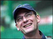 Former Hearts and Leicester manager Craig Levein