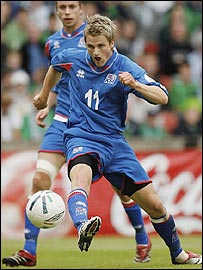 Gunnar Helder Thorvaldsson of Iceland