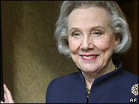 Nellie Connally in 2003
