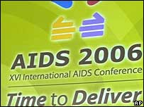Logo of Aids conference