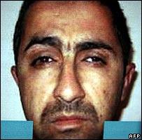Handout image of Hamad Jama al-Saedi