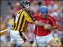Kilkenny beat champions Cork in the Liam McCarthy final
