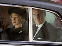 Dame Helen Mirren in The Queen