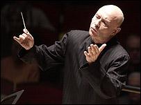 Conductor Christoph Eschenbach