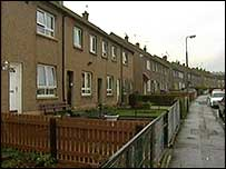 Council houses - generic