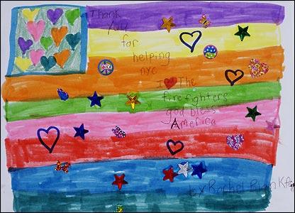 By Rachel Blankfein, age 8