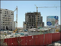 Maale Adumim construction