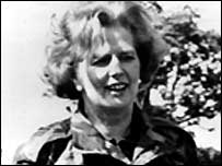 Former PM Margaret Thatcher visited the base in 1979