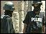Jordanian anti-terrorist police at the scene of the shooting in Amman