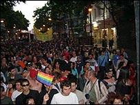 Marcha de orgullo gay de Buenos Aires