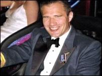 Flt Lt Gareth Nicholas