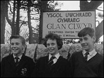 Diolch i Lyfrgell Genedlaethol Cymru