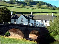 The Bell Inn at Skenfrith