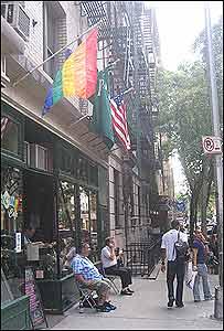 Barrio de Chelsea, centro gay en Nueva York