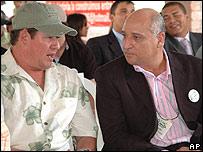 Maoleche y Vicente Casta�o