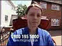 Regency Mortgage TV advert