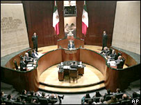 The seven judges of Mexico's Federal Electoral Tribunal