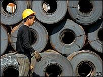 Rolled steel in Guangzhou