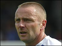 Preston manager Paul Simpson