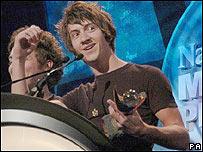 Arctic Monkeys accept Mercury Prize