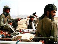 Soldados Talibán.