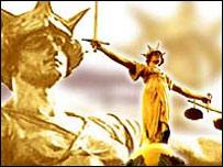 Generic court image