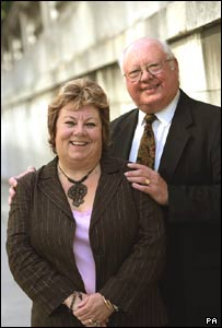 David and Linda Orams