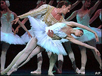 Tchaikovsky's Swan Lake performed by English National Ballet
