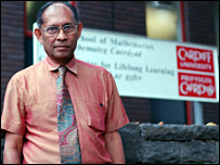 Professor Chandra Wickramasinghe